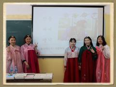 [울란바토르2 세종학당- 한국전통문화행사-전통 배씨 댕기,  봉숭아 물 들이기]-3