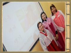 [울란바토르2 세종학당- 한국전통문화행사-전통 배씨 댕기,  봉숭아 물 들이기]-2
